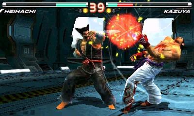 Tekken 3D Prime Edition Release Dates Unveiled