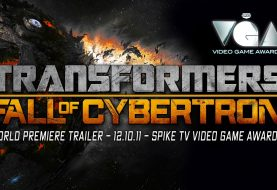 Transformers: Fall of Cybertron Teaser Trailer Hits Web