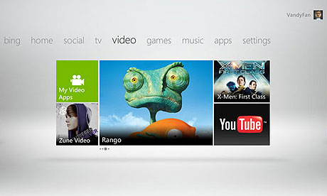 New Xbox Dashboard To Understand New Zealand Accent