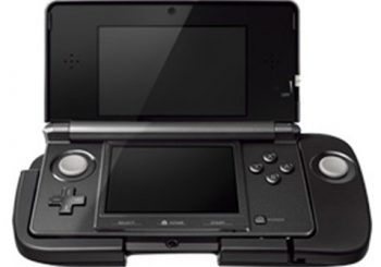 3DS XL Receiving Circle Pad Pro Accessory This Year