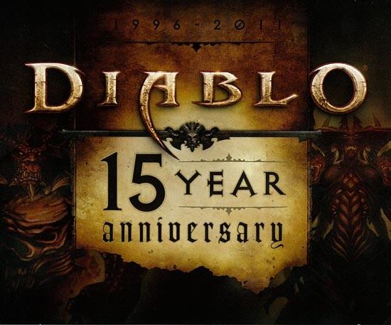 The 15 Years of Diablo
