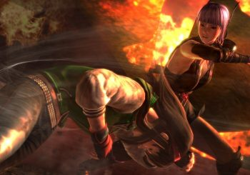 Hitomi And Ayane Screenshots of Dead or Alive 5