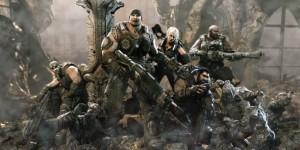 Gears Of War 3 Celebrating 'Gearsmas'