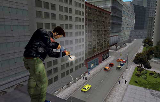 Grand Theft Auto III 10th Anniversary Edition Now on iOS & Android Phones