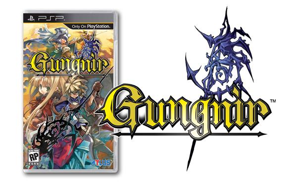 Gungnir Coming to PSP in North America in June 2012