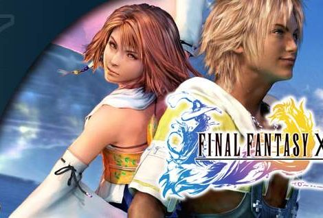 Final Fantasy X HD in Early Development Still