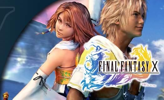 Final Fantasy X HD in Early Development Still