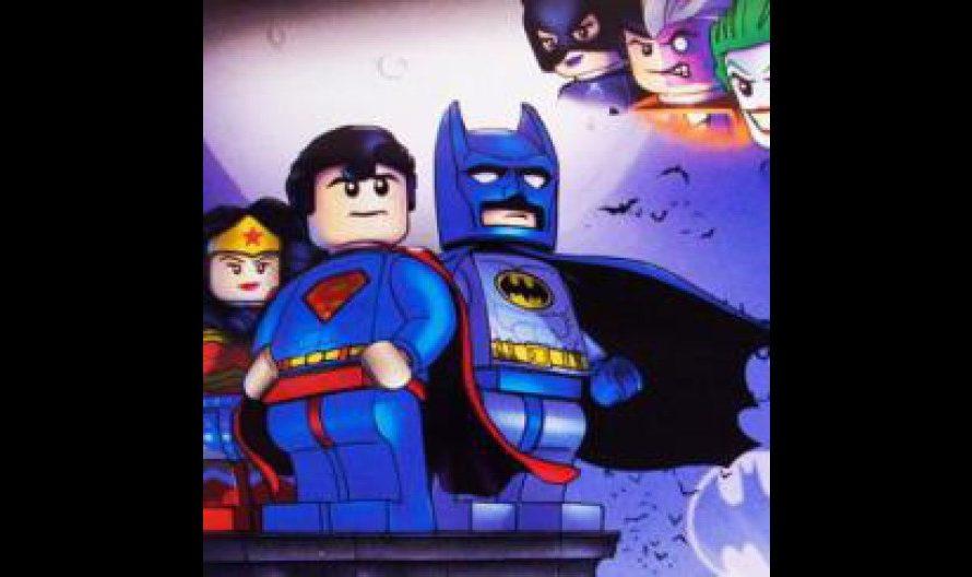 LEGO Super Hero Toy Line Reveals LEGO Batman 2