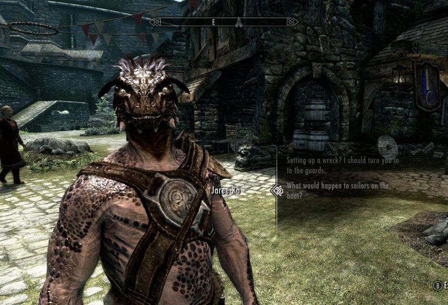 Skyrim Sidequest – Lights Out