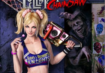 Lollipop Chainsaw Cover Art Unveiled