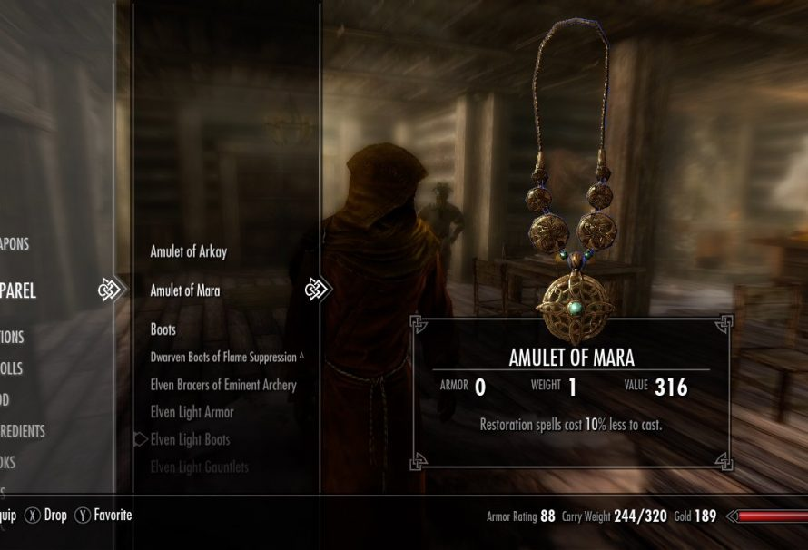 Skyrim - Complete List of Possible Spouses of All Races
