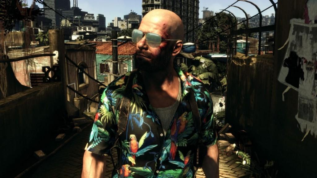 Max Payne 3 Story Trailer Just Push Start