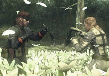 Metal Gear Solid Snake Eater 3D Box-Art