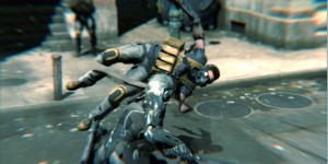 Metal Gear Rising: Revengeance Is NOT Part Of The Metal Gear Solid Franchise