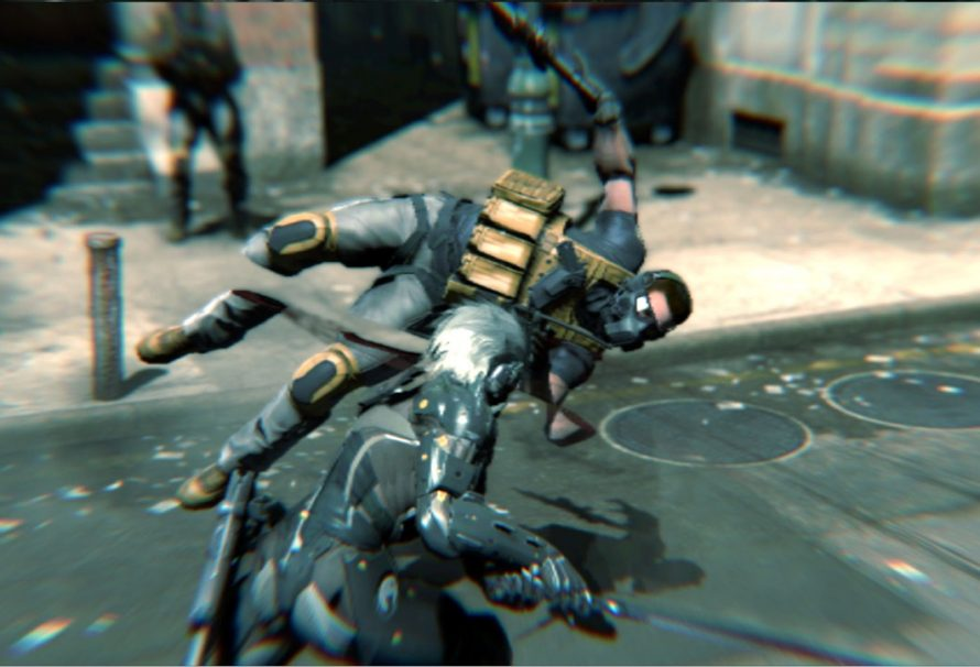 Metal Gear Rising Developed by Platinum Games