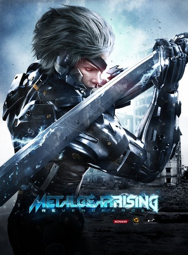 Metal Gear Rising: Revengeance Trailer Officially Released