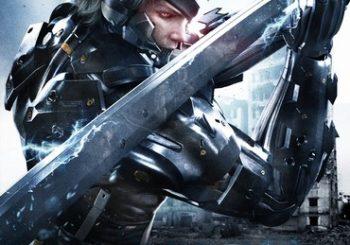Metal Gear Solid Rising 2010 vs 2011