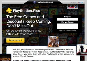 Sony is Sending 1 Month of PlayStation Plus to Random Gamers