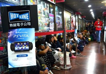 PlayStation Vita Sells 321,000 Units In Two Days