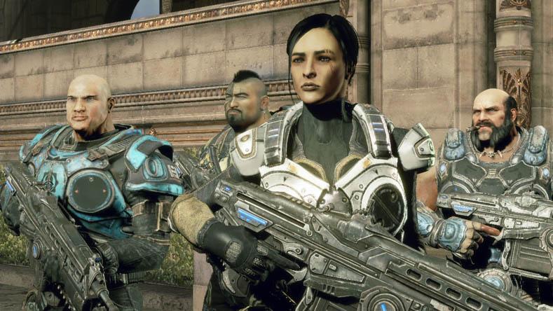 Gears of War 3: Raam's Shadow DLC – First Five Minutes