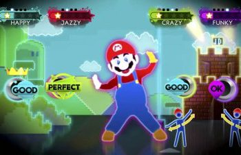 Super Mario Melody Coming to Just Dance 3