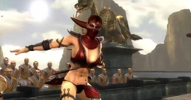 BBFC Reveals Mortal Kombat Komplete Edition