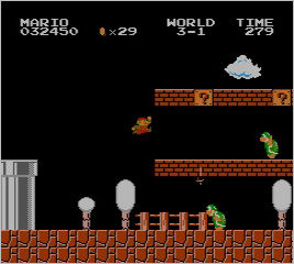 Super Mario Bros. Coming to 3DS in Early 2012