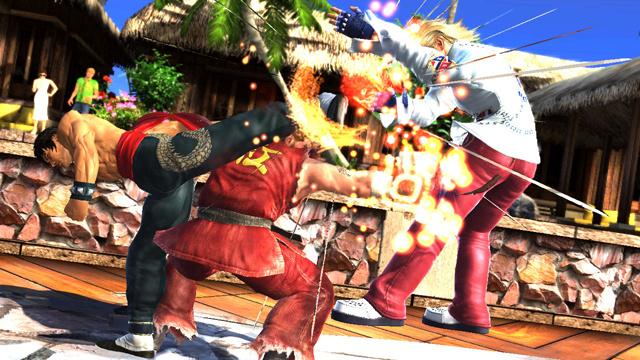 Tekken Tag Tournament 2 Teaser Trailer Released