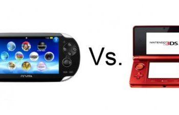 Nintendo 3DS Outsells PlayStation Vita's Debut