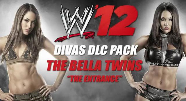 WWE '12 Divas DLC Coming Tomorrow