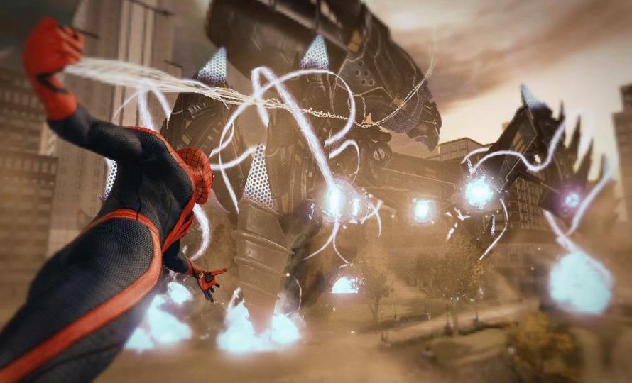New Amazing Spider-Man Screens Released