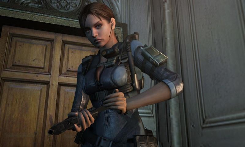 New Resident Evil: Revelations Screens