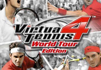 Virtua Tennis 4 PS Vita Box-Art Revealed