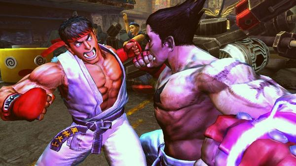 New Street Fighter X Tekken Trailer