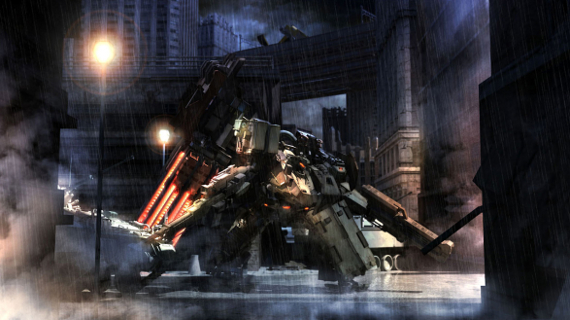 Armored Core V Receives Official Release Date
