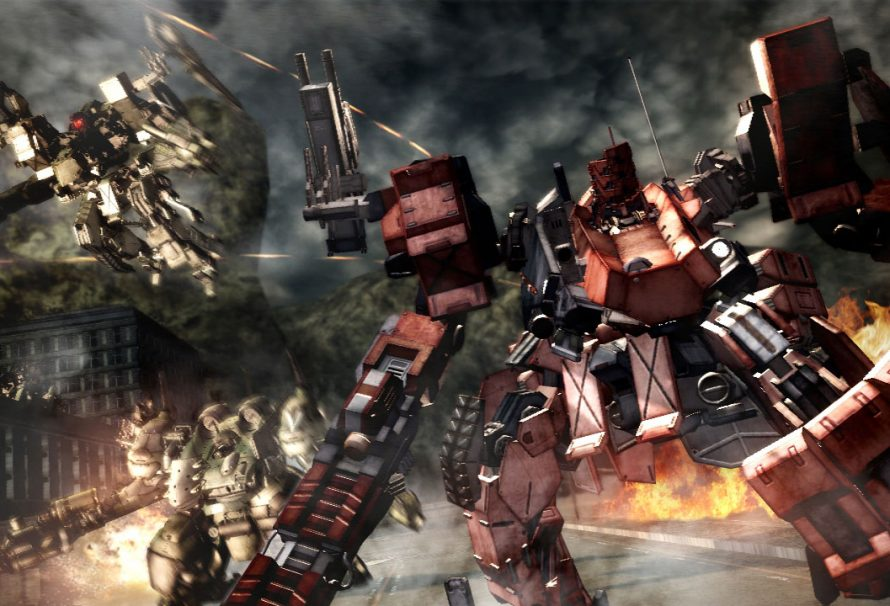 Armored Core V Demo Confirmed