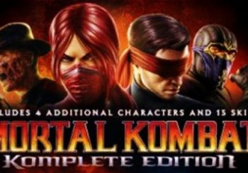 New Zealand Version of Mortal Kombat Komplete Edition Missing Some Features
