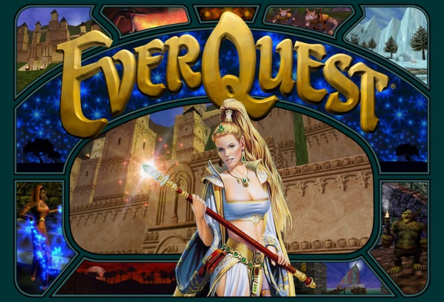 EverQuest Adopts Free To Play Model