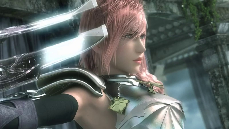 Final Fantasy XIII-2 coming to Steam next month