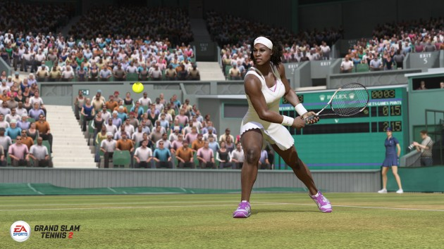 New Grand Slam Tennis 2 Trailer Revealed
