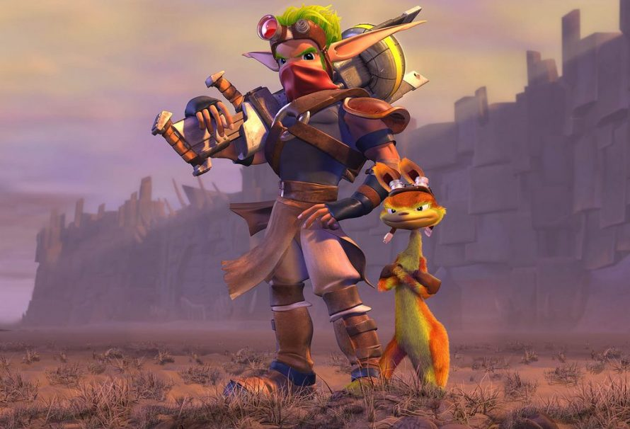 Jak and Daxter HD Release Dates Revealed