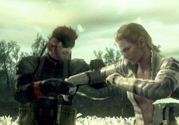 Konami Reveals Official Release Dates For Metal Gear Solid: Snake Eater 3D