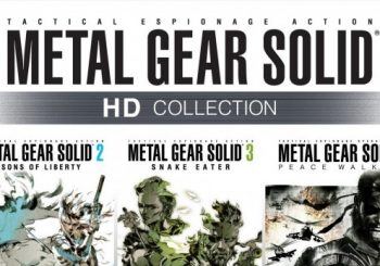 Fan Made Metal Gear Solid HD Collection PS Vita Trailer Surfaces