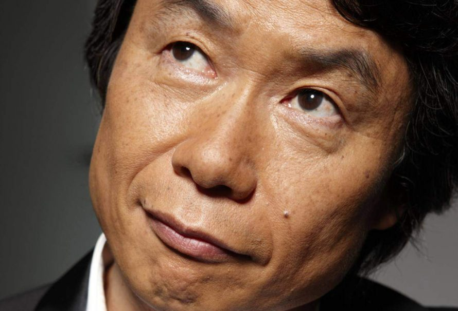 Miyamoto's New Game in the Works