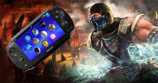 Mortal Kombat Confirmed for Playstation Vita