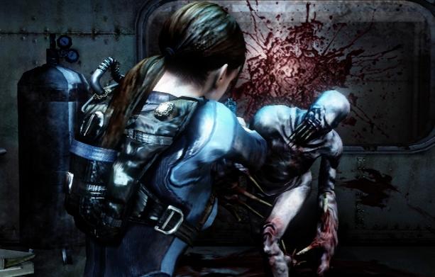 Resident Evil Revelations Unveiled Edition Achievements Appear