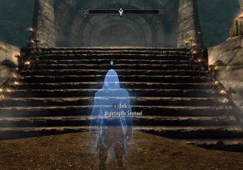 Skyrim Sidequest - Darkness Returns
