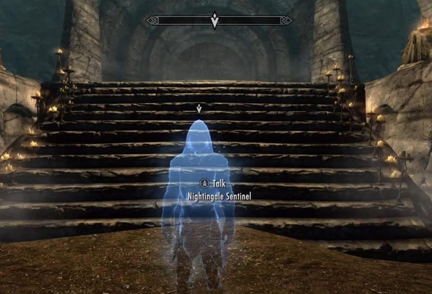 Skyrim Sidequest – Darkness Returns