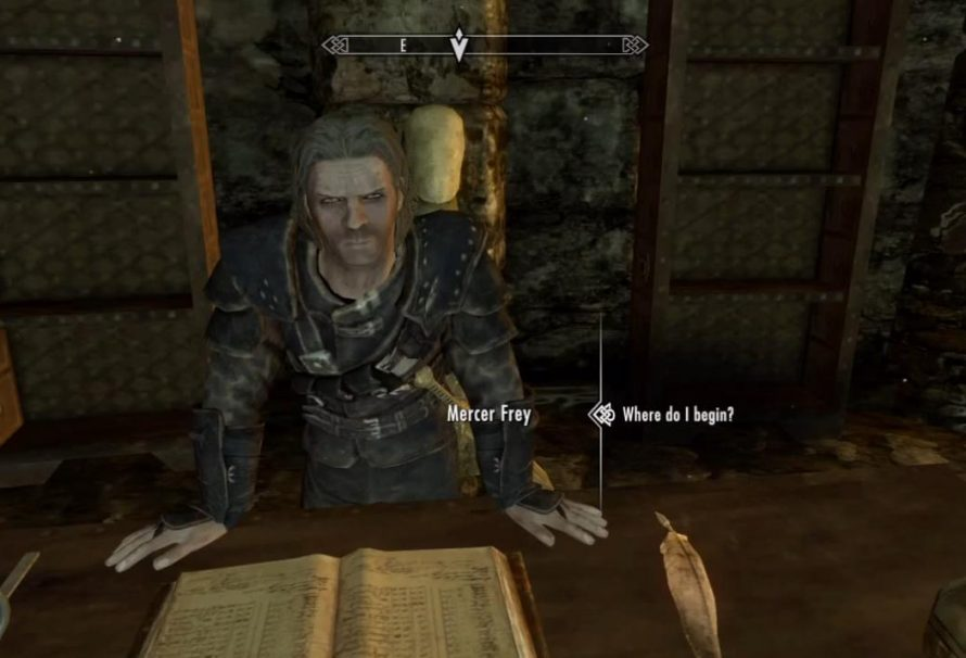 Skyrim Sidequest – Scoundrel's Folly