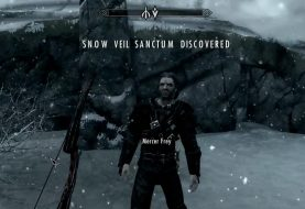 Skyrim Sidequest - Speaking with Silence